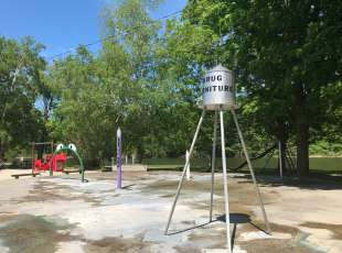 Chesley Splash Pad