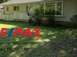 Team Tedford - Remax Grey/Bruce Realty Inc. Brokerage