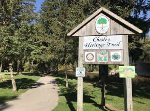 Chesley Heritage Trail
